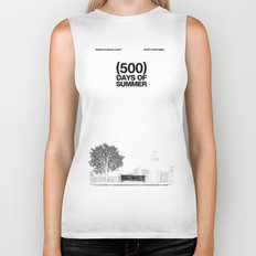 (500) Days of Summer Biker Tank