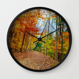 Path of Light Wall Clock