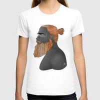 austin T-shirts featuring Beard Austin by Antony Makhlouf