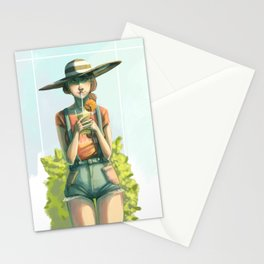 Sunhat Stationery Cards