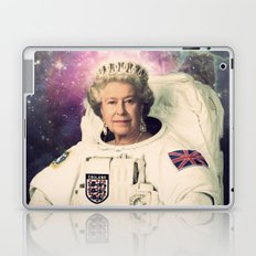 Queen Elizabeth II Laptop & iPad Skin