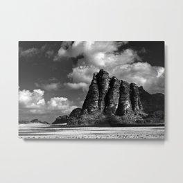Seven Pillars Metal Print