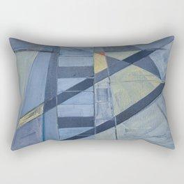 NyM Abstract #4 Rectangular Pillow