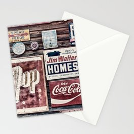 Signage II Stationery Cards