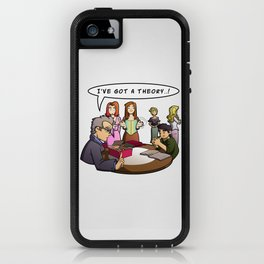 I've Got a Theory iPhone Case
