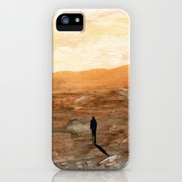 Not Here iPhone Case