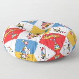 Baby Circus Floor Pillow