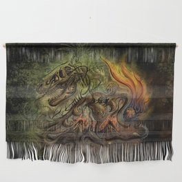 Extinction Chaos Wall Hanging