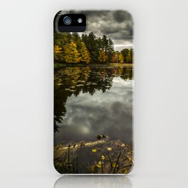 Skinaway Lake  iPhone Case