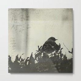 Sweet Disposition Metal Print
