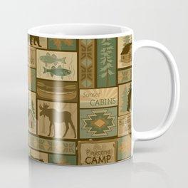 Big Bear Lodge Coffee Mug