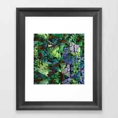 Super Natural No.1 Framed Art Print