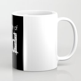 inteligence is a state of mind Coffee Mug