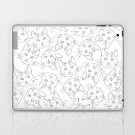 Hello Cats // Lots of Cats Laptop & iPad Skin