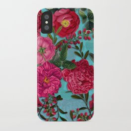 Vintage & Shabby Chic - Summer Tropical Garden I iPhone Case