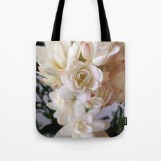 WHITE NARD Tote Bag