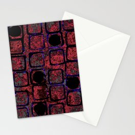 Target Mars Stationery Cards
