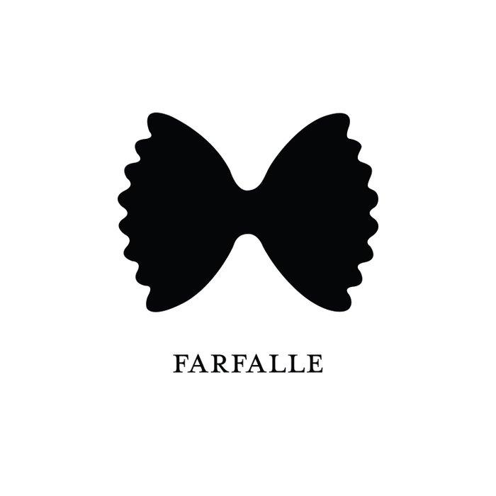 Pasta Series: Farfalle  Comforters