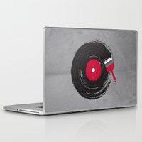 threadless Laptop & iPad Skins featuring Art of Music by dan elijah g. fajardo