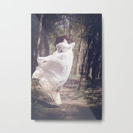 The Haunt of Hailey Belle Metal Print