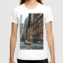 New York City Street T-shirt
