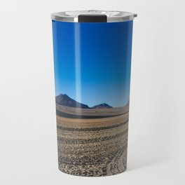 Salvador Dalí Desert, Bolivia Travel Mug