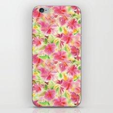 Tropical Dreams iPhone Skin