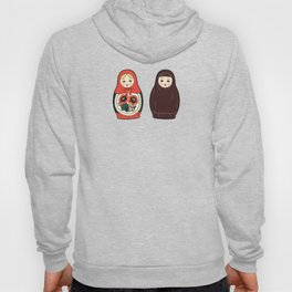 Two together Hoody