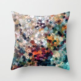 :: Intimacy :: Throw Pillow