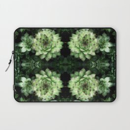 Green Chickens 3 Laptop Sleeve