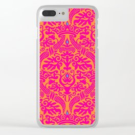 indian2 Clear iPhone Case