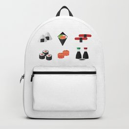 Sushi Day Backpack