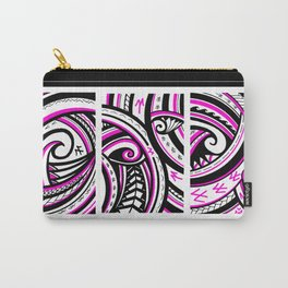 Tribal Trio  Carry-All Pouch