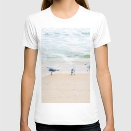Beach Birds T-shirt