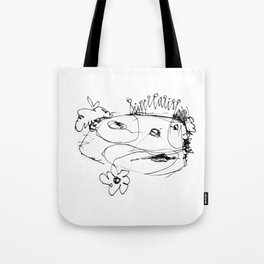 Clowns in Crowns #11 Tote Bag