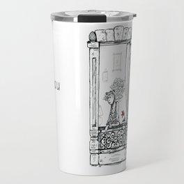 A Few Parisians: Monceau by David Cessac Travel Mug