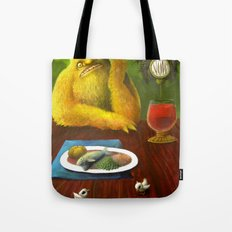 Waiting For Now Tote Bag