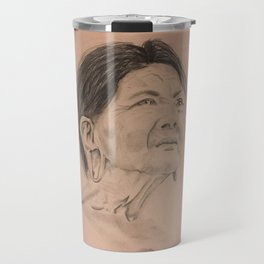 Adversity Brings Wisdom Travel Mug