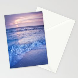 Shore Ruffles Stationery Cards