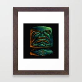 Mua Framed Art Print