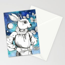 The Magic Of Moonbeams On A Midsummer Night Stationery Cards