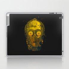 C3PO Splash Laptop & iPad Skin