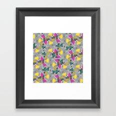 K∆LEIDOSCOPE Framed Art Print
