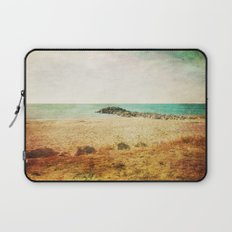 Beach in southern France - summer memories Laptop Sleeve