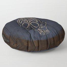 Deer Shield Floor Pillow