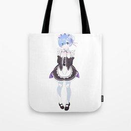 Rem - Re: Zero Tote Bag