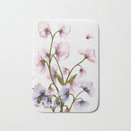 Flowers -a57 Bath Mat