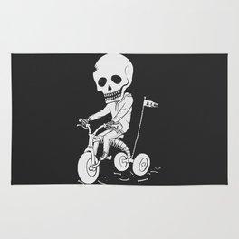 Death Kid Bone Ride Rug