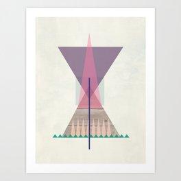 Wood 01 Art Print