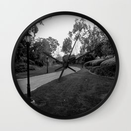 La Jolla walk Wall Clock